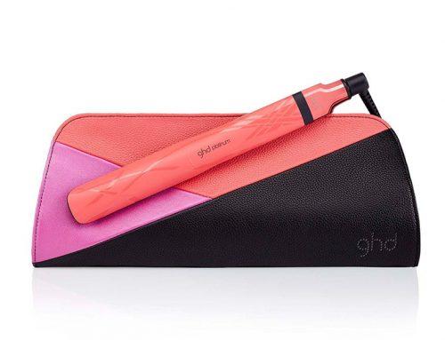GHD Limited Edition Platinum Rosa Blush Styler